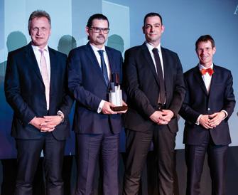 Awards 2018: Spitzenreiter im Risikomanagement – Die Arag ist auf ganzer Linie erfolgreich