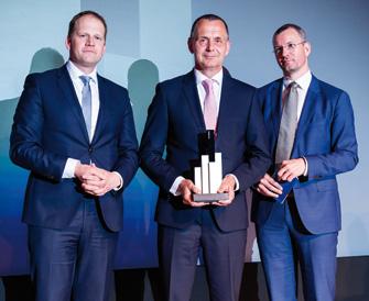 Awards 2018: Eine Verbrauchsstiftung wird zum Dauerbrenner