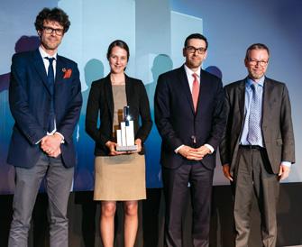 Awards 2018: Die Hannoverschen Kassen punkten in Sachen Nachhaltigkeit