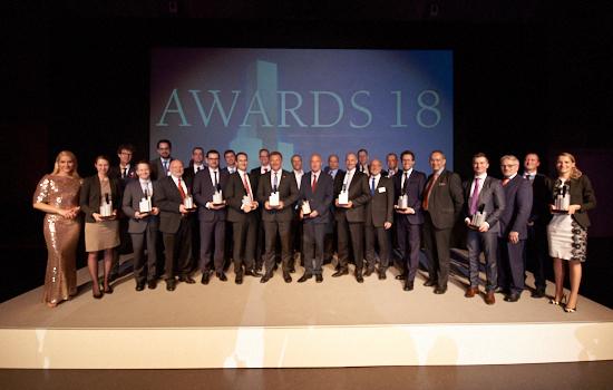 portfolio institutionell Awards: Das sind die Preisträger 2018