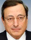 Mario Draghi (Bild: EZB)