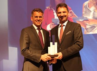 Awards 2017 – Tüv Süd als Bester Corporate Treasurer ausgezeichnet