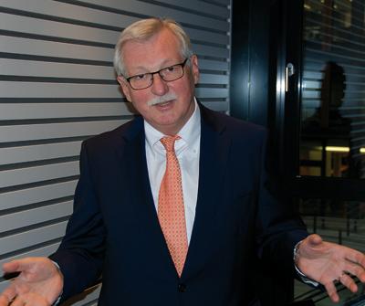 Peter Hielscher (Bild: Talanx) Detlef Mackewicz (Bild: Mackewicz & Partner)