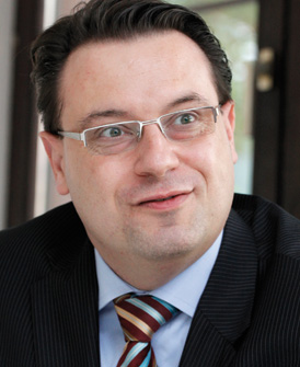 Dr. Peter-Henrik Blum-Barth, Foto: Sebastian Reimold