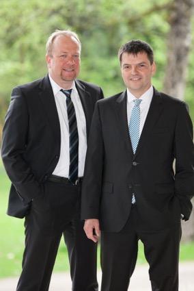 Andreas Roth (links) und Thomas Hartauer (Bild: CAV)