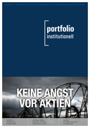 portfolio institutionell Ausgabe 11/18