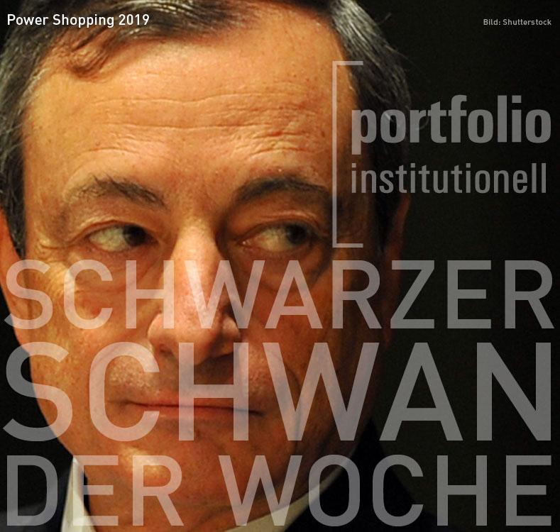 Der Schwarze Schwan von portfolio institutionell