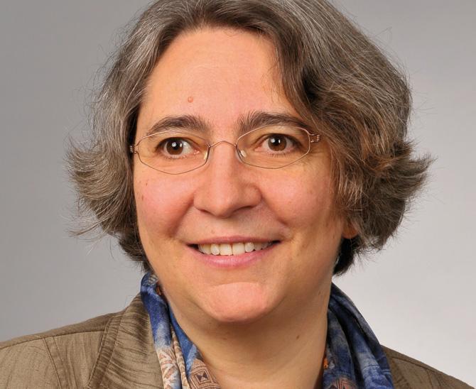 Für ihr Engagement für die nachhaltige Kapitalanlage ausgezeichnet: Dr. Karin Bassler, Geschäftsführerin des AKI. (Bild: AKI)