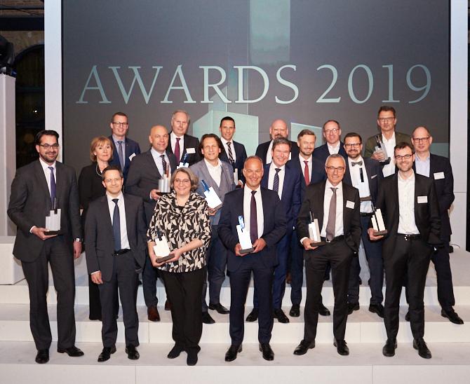 Das sind die Preisträger 2019