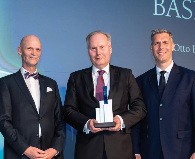 Awards 2019: Bei BASF stimmt die Chemie