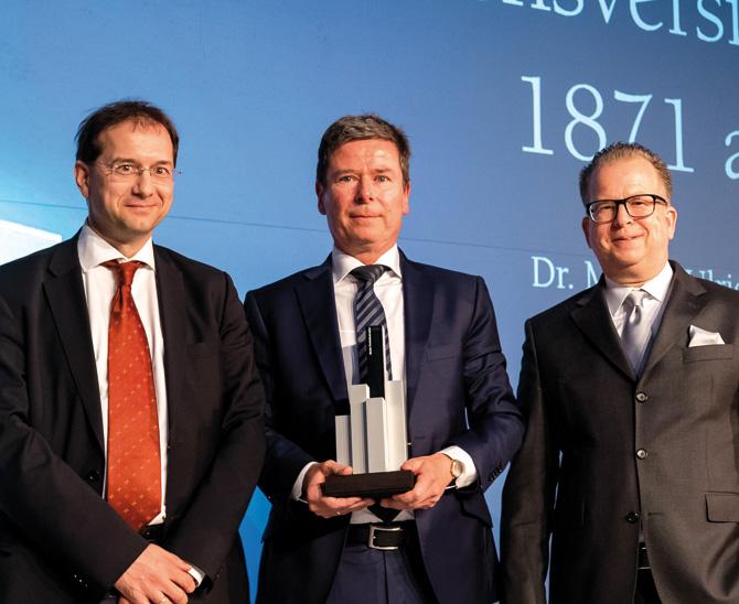 Awards 2019: Lebensversicherung von 1871 a.G. auch mit der besten Portfoliostruktur