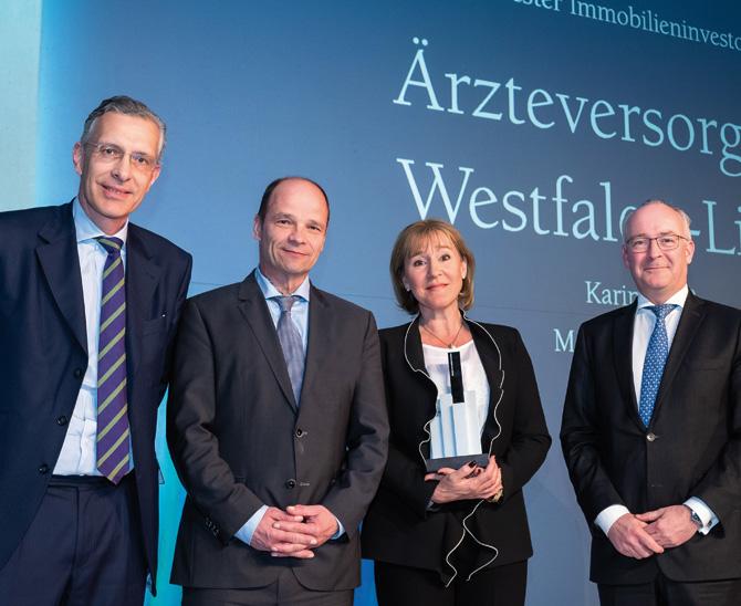 Awards 2019: Mit der Ärzteversorgung Westfalen-Lippe können Sie bauen