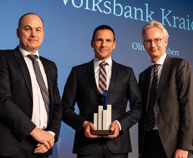 """Awards 2019: Die Volksbank Kraichgau ist """"Beste Bank"""""""