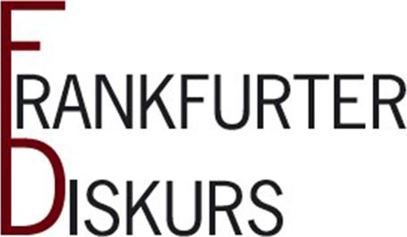 "14.08.2019 – 5. Frankfurter Diskurs ""Europa vs. Rendite"", Frankfurt am Main"