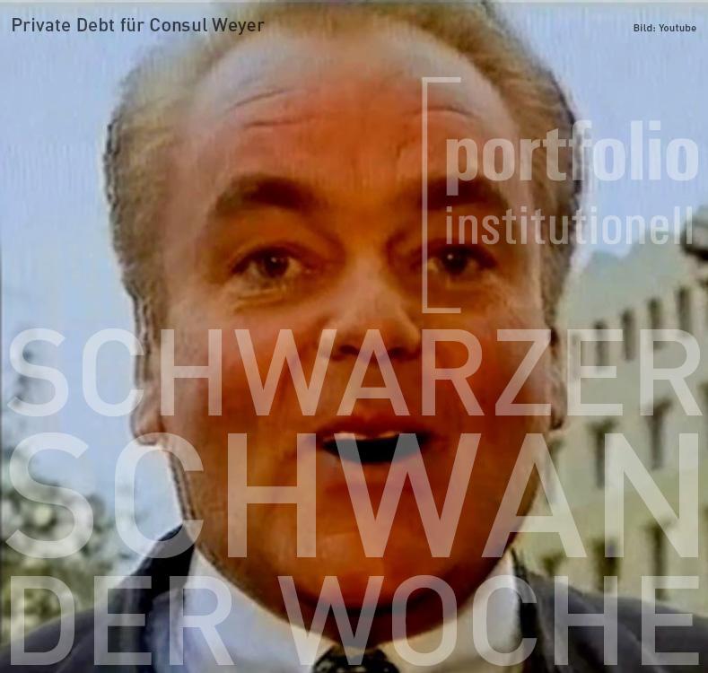 Private Debt für Consul Weyer