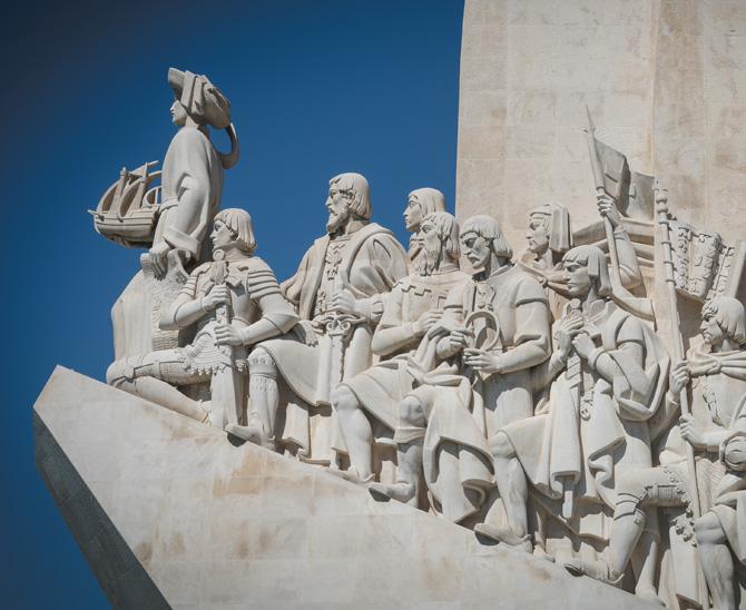 Das Seefahrer-Denkmal in Lissabon: Investment in portugiesische Real Assets liegen im Trend.