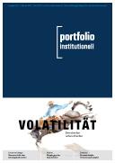 Titel 02/2020, Volatilität: Berechenbar unberechenbar, portfolio-institutionell
