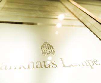 Lampe holt Dr. Bernd Scherer von der Deutschen Asset Management