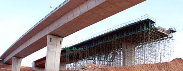 Infratruktur-Investments wie Brücken sind unter Investoren derzeit sehr beliebt