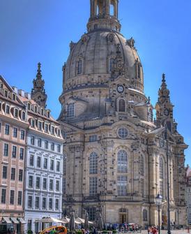 Franzosen schaffen Wohnraum in Dresden