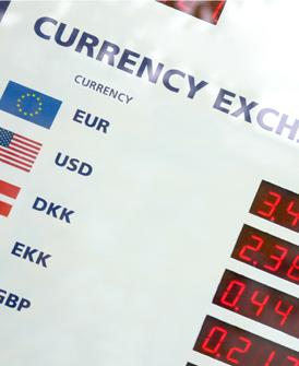 Studie: Institutionelle zahlen für Währungsgeschäfte zu viel