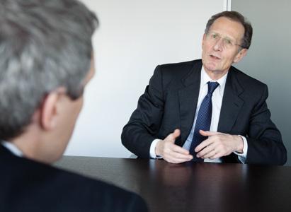 INTERVIEW: Der Rentenexperte Bert Rürup