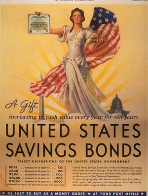 Auch der Appetit für US-Bonds ist groß