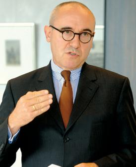 Dr. Walter Botermann, Vorsitzender des Vorstands der Alte Leipziger Lebensversicherung a.G. und der Alte Leipziger Holding AG
