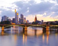 Frankfurt: Ein wichtiger Immobilienmarkt