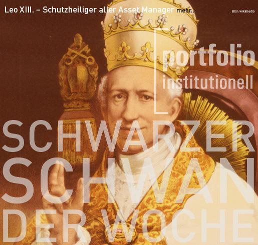 Leo XIII. – Schutzheiliger aller Asset Manager
