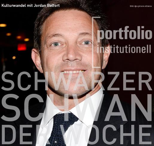 Kulturwandel mit Jordan Belfort
