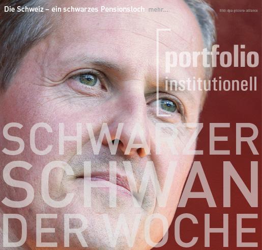 Die Schweiz – ein schwarzes Pensionsloch