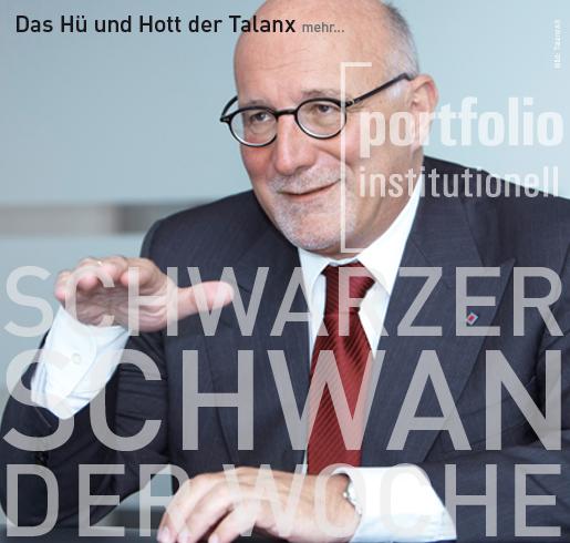 Herbert Haas, Vorstandschef Talanx