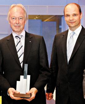 Dr. Andreas Kretschmer und Markus Altenhoff