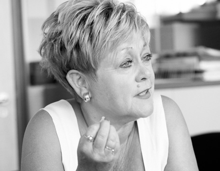 An investor for all seasons – Judy Saunders, C.I.O. of the West Midlands Pension Fund