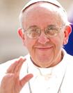 Papst Franziskus ist seit dem 13. März 2013 der 266. Bischof von Rom und damit Papst, Oberhaupt der römisch-katholischen Kirche und Souverän des Vatikanstaats. (Foto: Shutterstock)