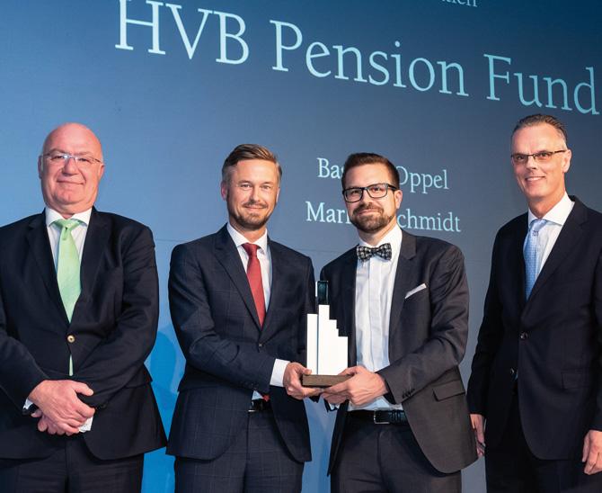 Awards 2019: HVB Pension Fund versteht die Börse