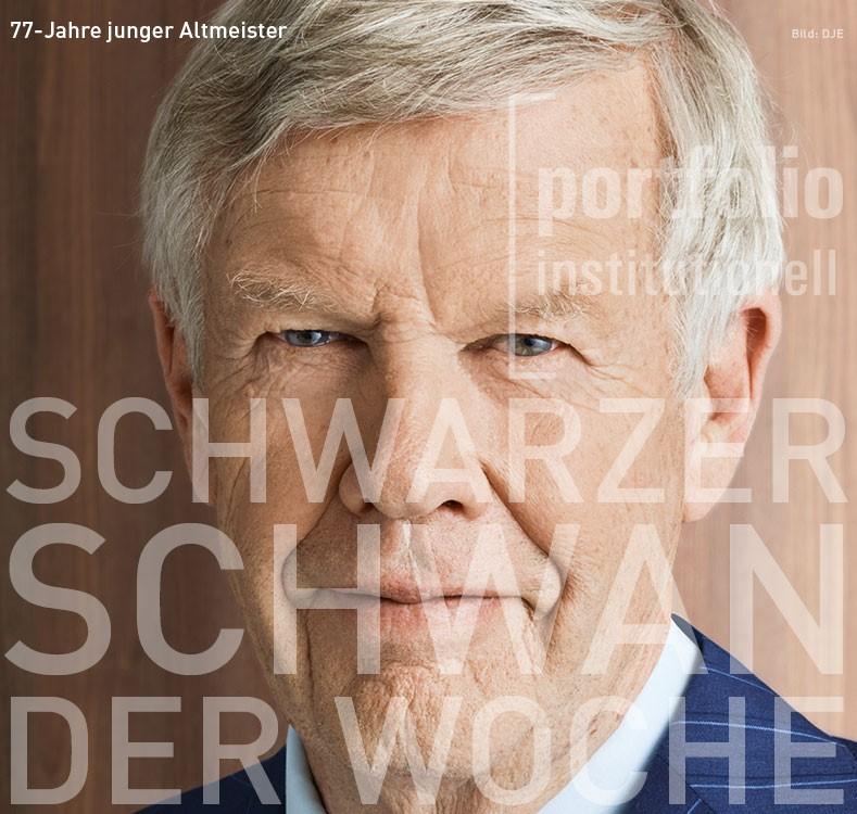 Schwarzer Schwan der Woche: Jens Ehrhardt: Wie aus 100.000 DM 12,7 Milliarden Euro werden
