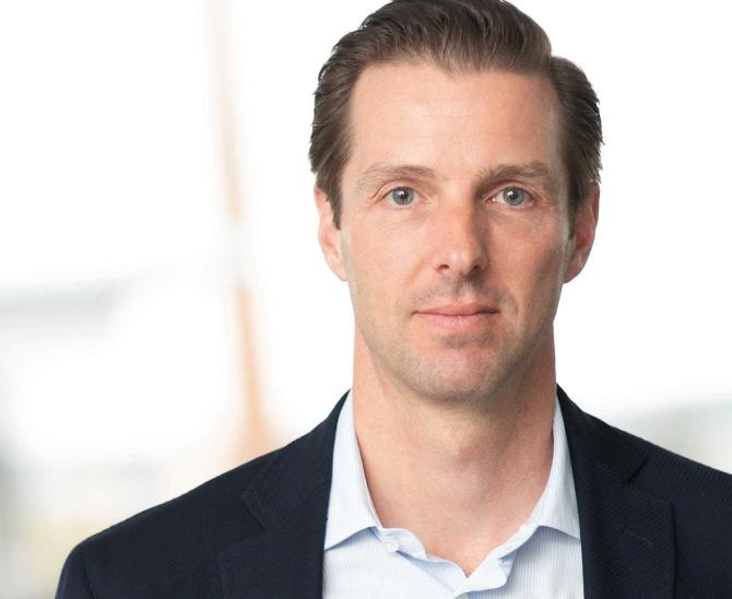 Versieht die Anlage der Assets bei Viridium: Chief Investment Officer Peter Oser, der seit 2014 in dieser Funktion tätig ist. Zuvor war Oser unter anderem als Gründer der Lebensversicherungs-Plattform Retire Better und für verschiedene Investmentbanken in London tätig. (Bild: Nico Söldner)