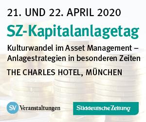 21.-22.04.2020 – SZ-Kapitalanlagetag 2020, München