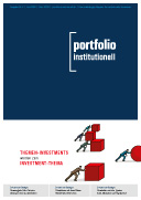 portfolio institutionell Cover Heft 6/2020