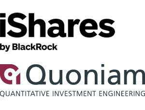 Logos von iShares und Quoniam