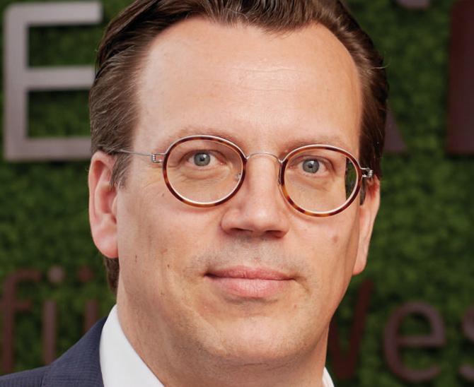 Maik Wandtke, Vorstandssprecher der Edekabank AG