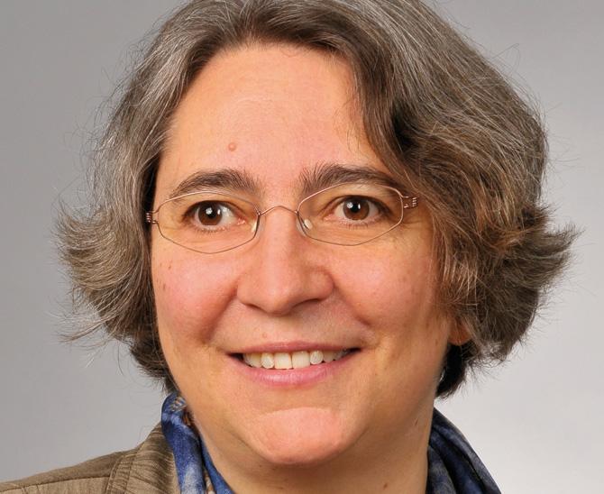 Dr. Karin Bassler, Geschäftsführerin des AKI