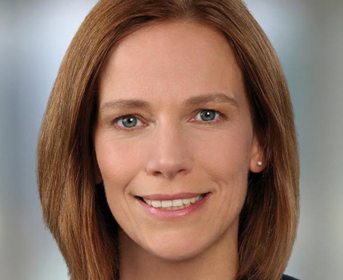Katja Filzek, EsG-Strategist bei Union Investment