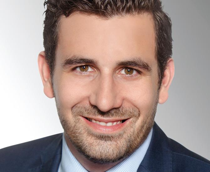 Sascha Riedl, Fondsmanager bei BayernInvest