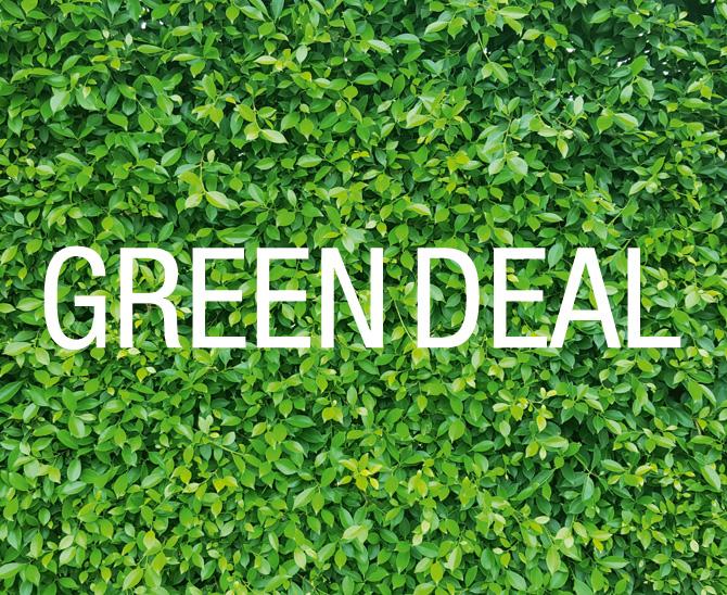 Grünes Licht für die grüne Ökonomie