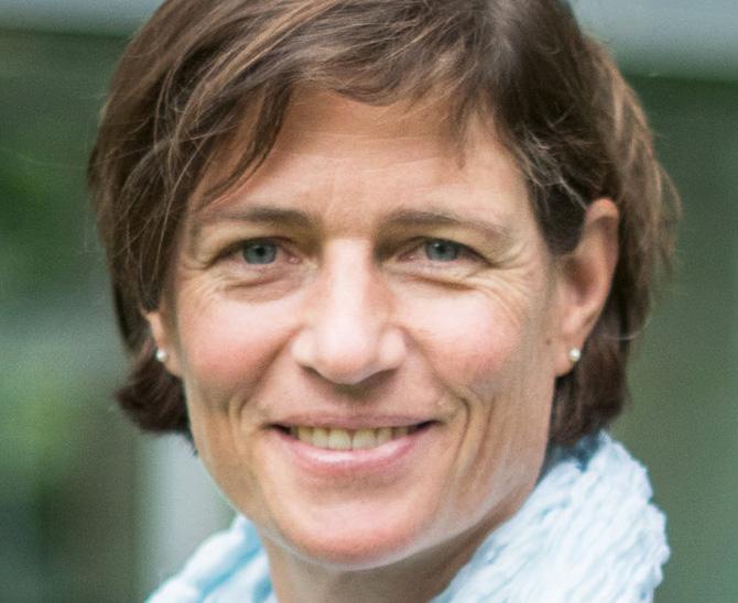 Doris Kramer, Leiterin Nachhaltiges Investment, KfW