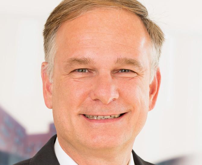 Michael Stölting, Mitglied des Vorstands der NRW.BANK