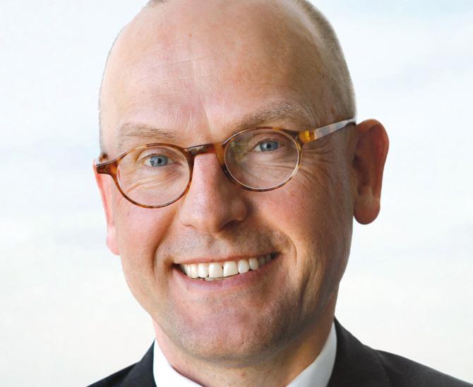 Reinhard Liebing, Geschäftsführer, Sustainable Investing Trust